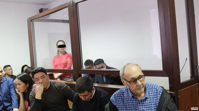 Экс-заместитель акима Атырауской области Сайлауова приговорена к 2 годам в колонии-поселении