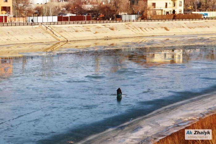 Лёд тронулся в феврале