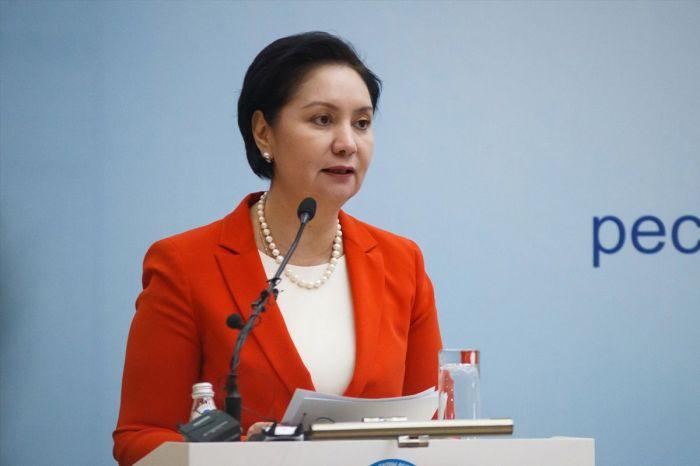 Гульшара Абдыкаликова назначена акимом Кызылординской области