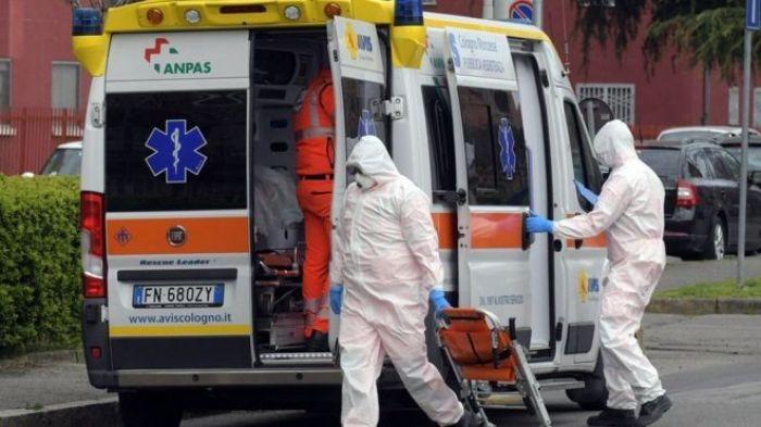 Коронавирус: 25 тысяч смертей в мире, в Италии более 900 погибших за сутки