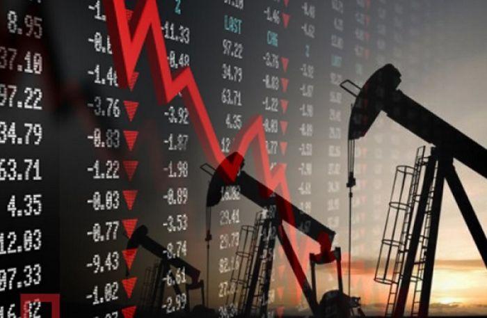 Цена российской нефти в Европе рухнула до $17