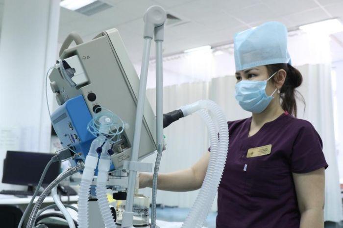 В Атырау количество зараженных коронавирусом достигло 13