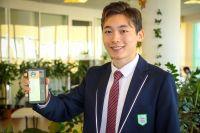 Учащийся НИШ получил патент на свое изобретение
