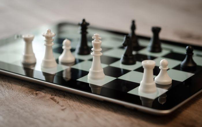 Шах и мат по интернету