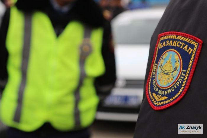 Департамент полиции Атырауской области: «Наш сотрудник на блокпосте взятку не принял»