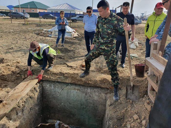 Тело ребёнка, пропавшего в Жулдыз, нашли в септике (подробности)