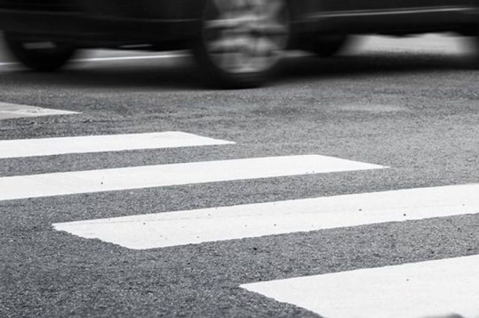 Насмерть сбил женщину на пешеходном переходе