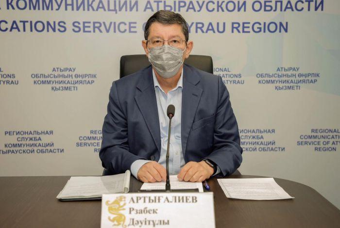Рзабек Артыгалиев о ситуации на Тенгизе и ПБР
