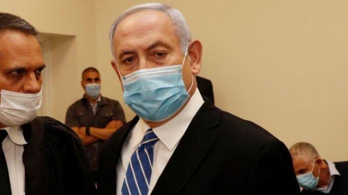 Премьер Израиля Нетаньяху предстал перед судом по делу о коррупции