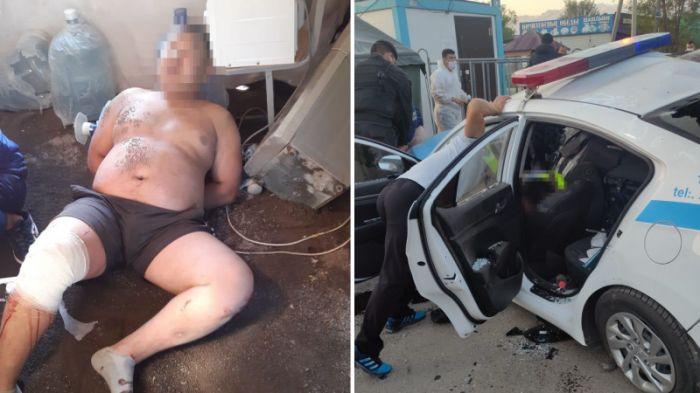 Смертельный наезд на блокпосту: Водитель BMW работал в полиции 6 лет