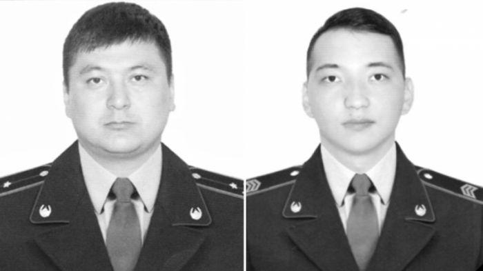 Токаев посмертно наградил погибших полицейских