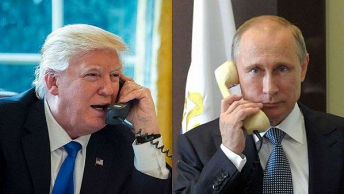 Путин и Трамп обсудили нефть накануне переговоров ОПЕК+