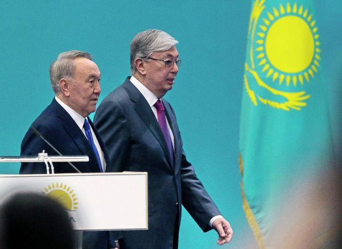 Данияр Ашимбаев: Токаев дистанцировался от «Нур Отана»