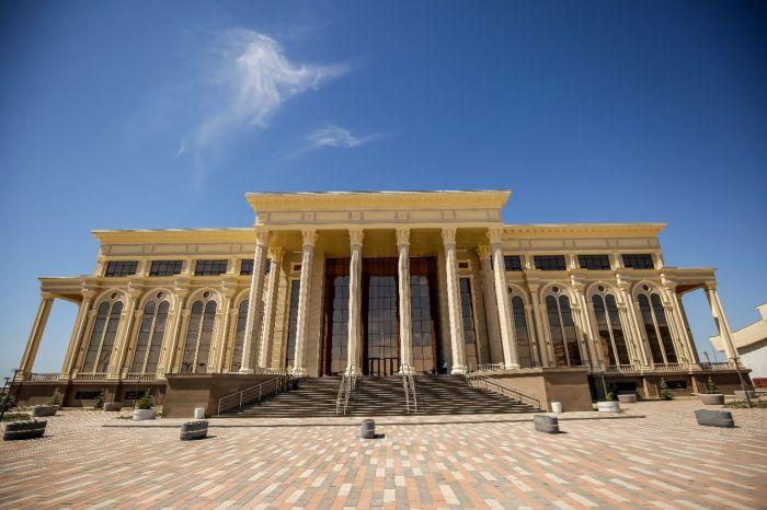 В Атырау презентовали Дворец молодёжи и школьников. Действительно – дворец