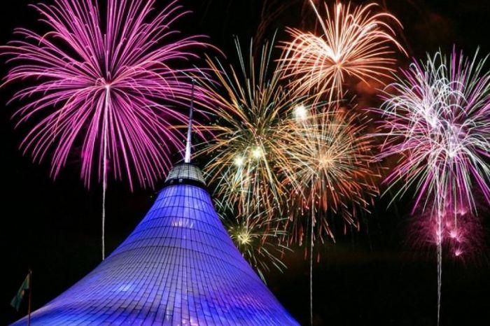 В Нур-Султане запустят салют в честь Дня столицы