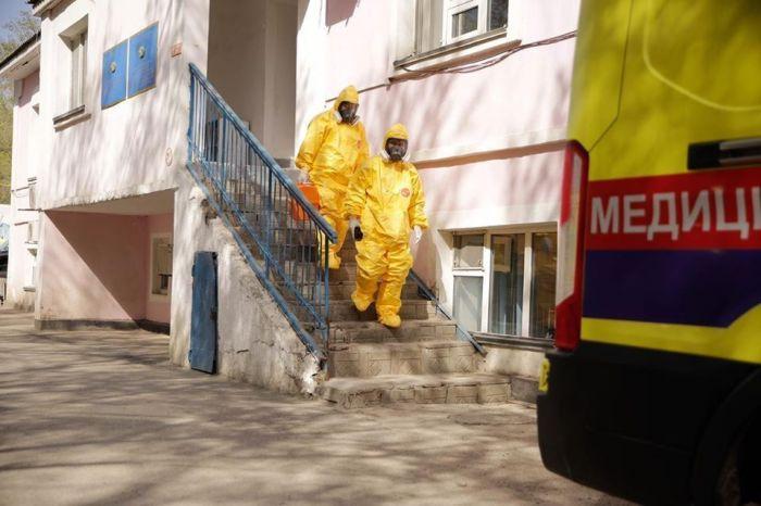 В Атырауской области коронавирусом заболели более 6 тысяч человек