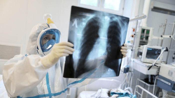 Больных пневмонией в Атырау на сегодня – 2174