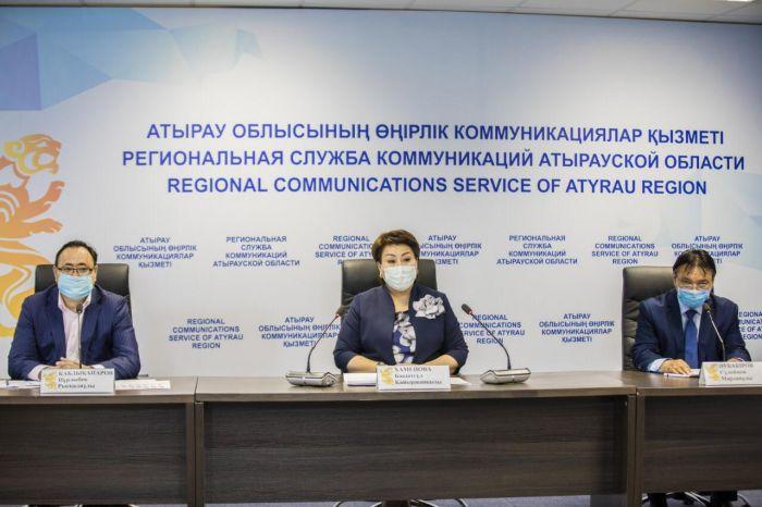 За здравоохранение в Атырауской области взялся жёсткий Таубаев