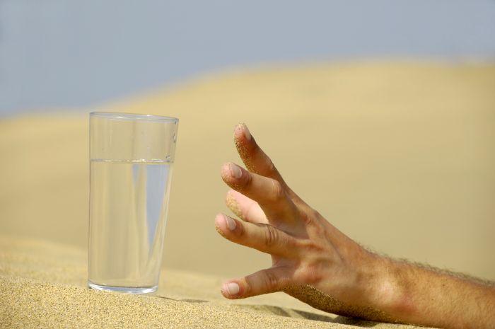 «Вода для больных есть... но пусть им привозят»