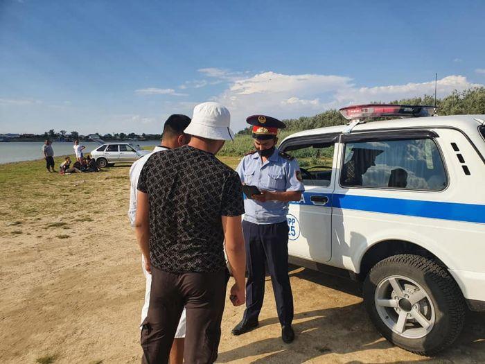 Полицейские оформили протоколы на людей, которые могли утонуть