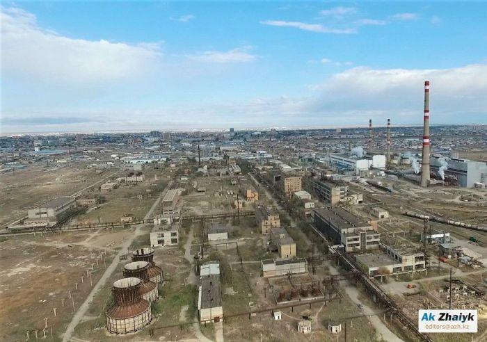 Атырау – «призёр» по загрязнённости воздуха