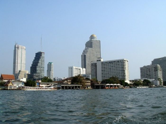 Бангкок может уйти под воду к 2030-м годам