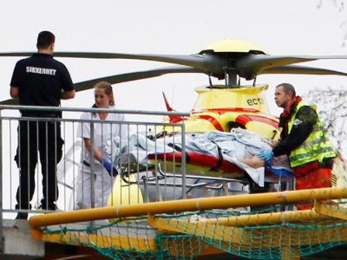 Двойной теракт в Норвегии – почти сто погибших