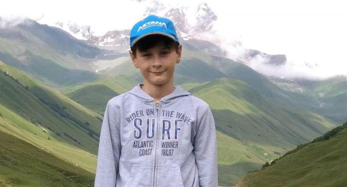 Вся Грузия ищет пропавшего 13-летнего казахстанца