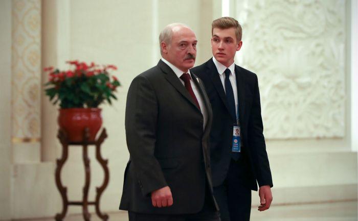 Лукашенко рассказал Гордону об оппозиционных настроениях сына