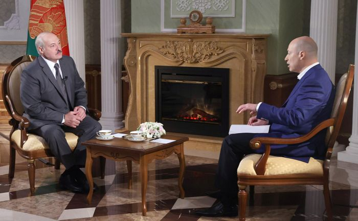 Лукашенко «гарантировал», что Путин не останется президентом до 2036 года