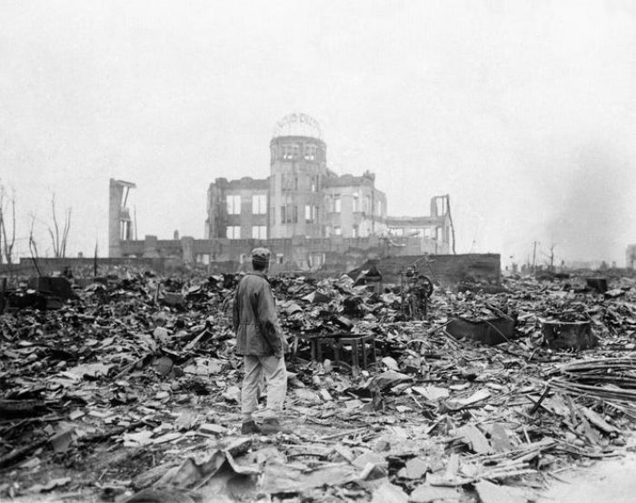 Выжившая при бомбардировке Хиросимы: «Почему 75 лет спустя ядерное оружие не уничтожено?»