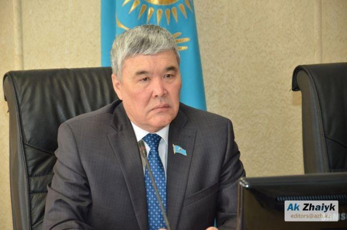 Новый сенатор от Атырауской области – Сагындык Лукпанов