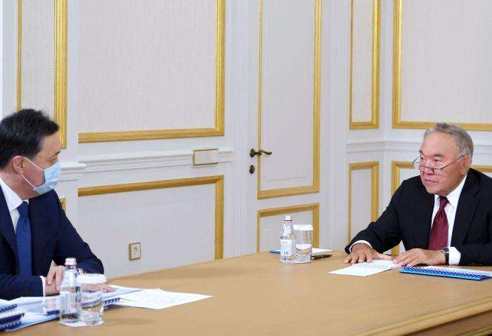 Назарбаев: Главная задача – не допустить угрозу нацбезопасности