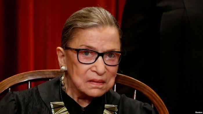 Скончалась икона либерализма — член Верховного суда США Рут Бейдер Гинзбург