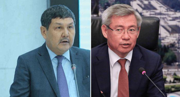 Арестованные по делу о коррупции экс-дипломаты Казахстана остались на свободе