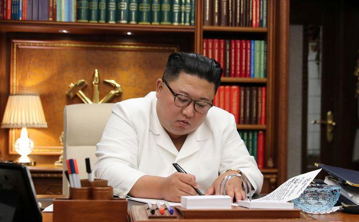 Ким Чен Ын извинился перед Сеулом за убийство южнокорейского чиновника
