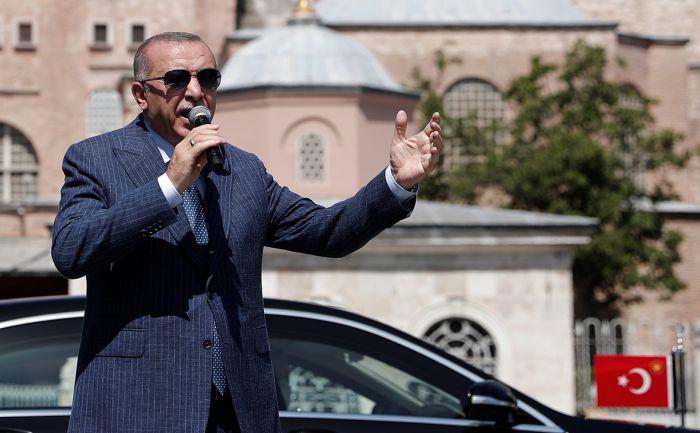 Эрдоган потребовал покончить с «оккупацией Нагорного Карабаха»