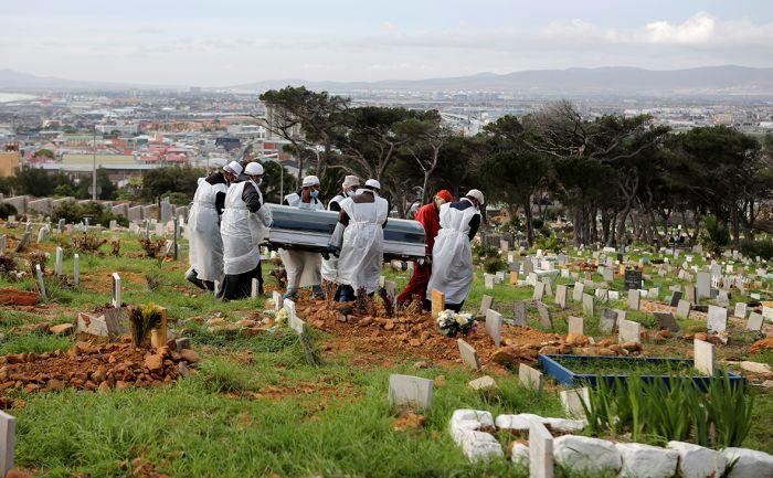 Число жертв коронавируса в мире превысило 1 млн