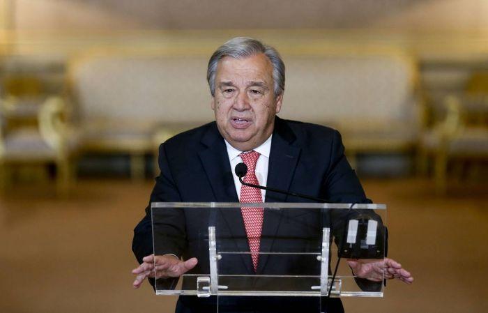 «И конца пандемии не видно» - глава ООН