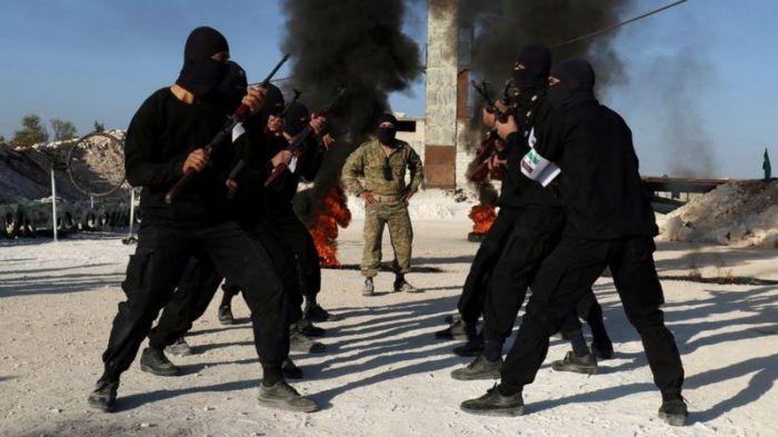 Наемники из Сирии в Карабахе: нас привезли за 4 дня до начала боев, мы не знали, что надо воевать за $2000 в месяц