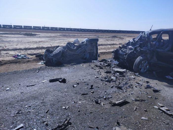Девять погибших в ДТП: в обеих машинах сидели родственники