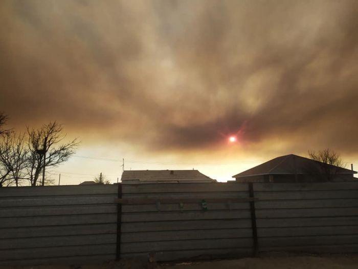 Бесконечная история: Атырау снова в дыму