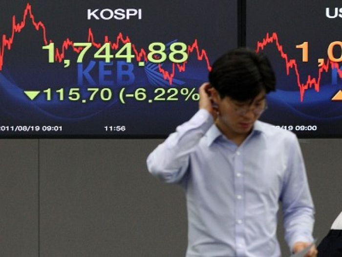 Мировые биржи накрыла новая волна распродаж