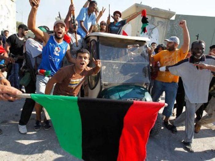 Последний оплот Каддафи взят. О судьбе самого лидера ничего не известно