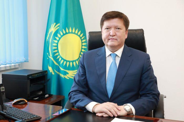 В Атырауской области новый глава облздрава