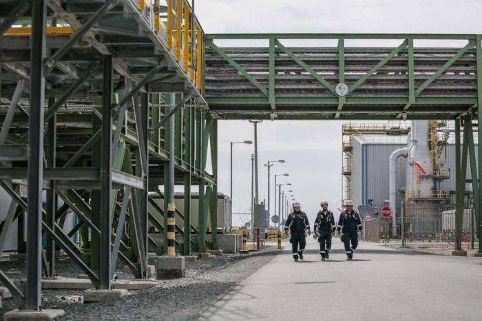 ТШО продолжает поэтапную демобилизацию рабочих с ПБР