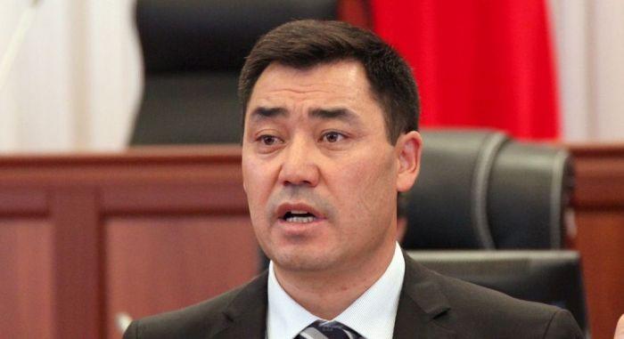 И.о. президента Кыргызстана Садыр Жапаров уйдет в отставку