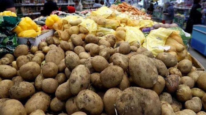 Видимо, картошки нам достаточно
