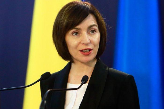 Президент Молдавии выступила против выплат долга за газ перед «Газпромом»