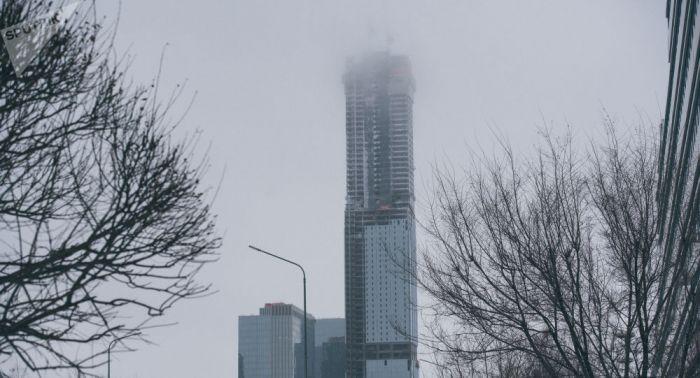 Самую высокую башню Абу-Даби Плаза назовут Казахстан - Назарбаев